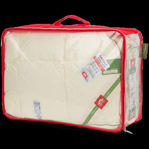 Одеяло Kariguz пуховое лёгкое летнее 95% пух, 5% перо - KARIGUZ
